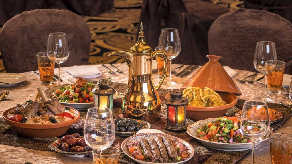(Iftar)