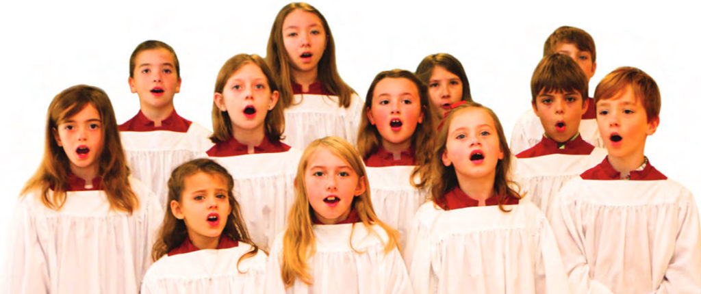 Jubilate Children's Choir)