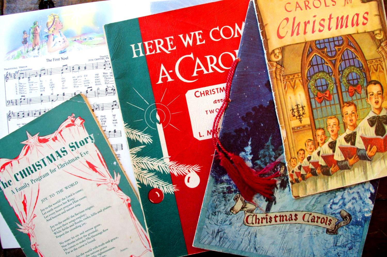 livros de música de natal
