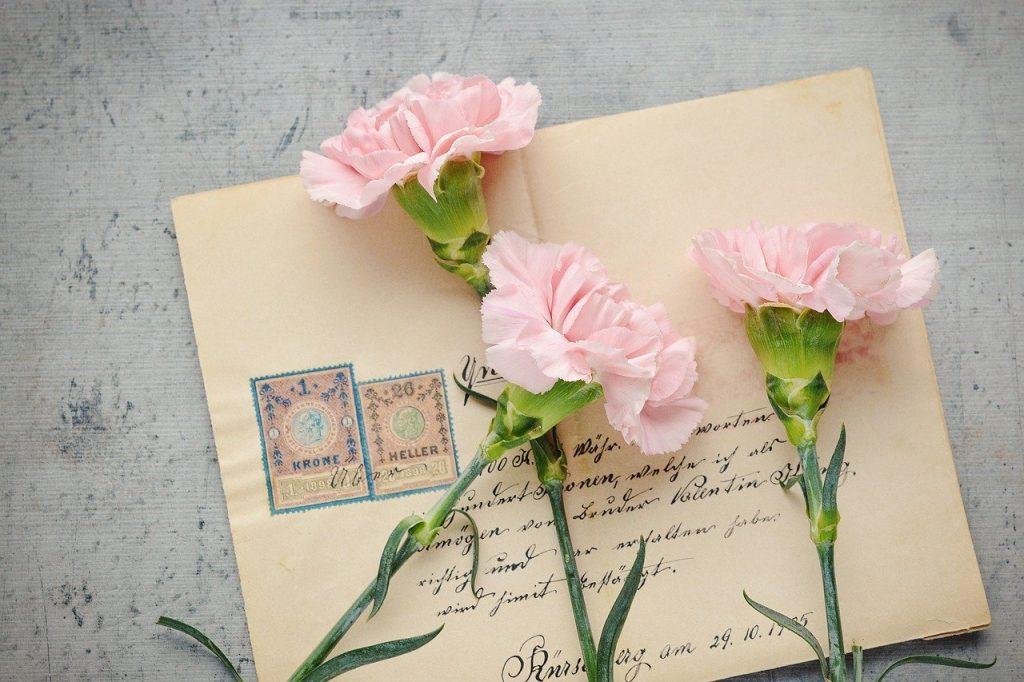 uma carta para desconhecidos