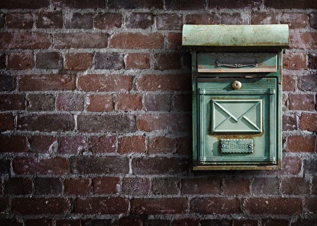 mailbox - caixa de correio